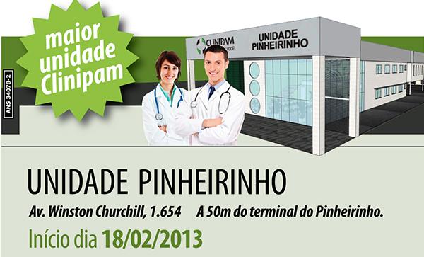 Clinipcam inaugura Unidade Pinheirinho