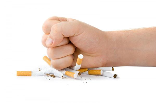 10  dicas  para parar de fumar