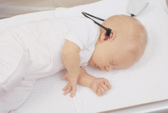 Prevenção no recém-nascido: Teste da Orelhinha