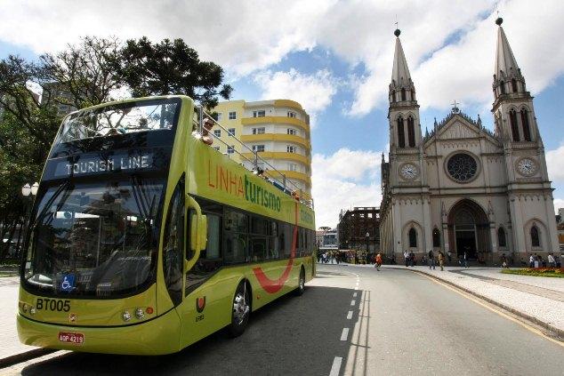 Réveillon em Curitiba